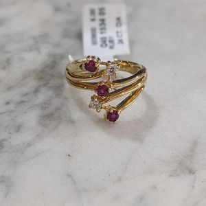 Jewelry - Ruby Ring